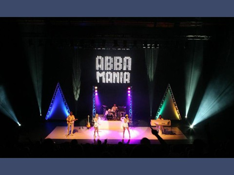 On Tour with AbbaMania