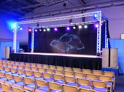 GC Sound And Light PA Lighting Audio Visual Services Burnham